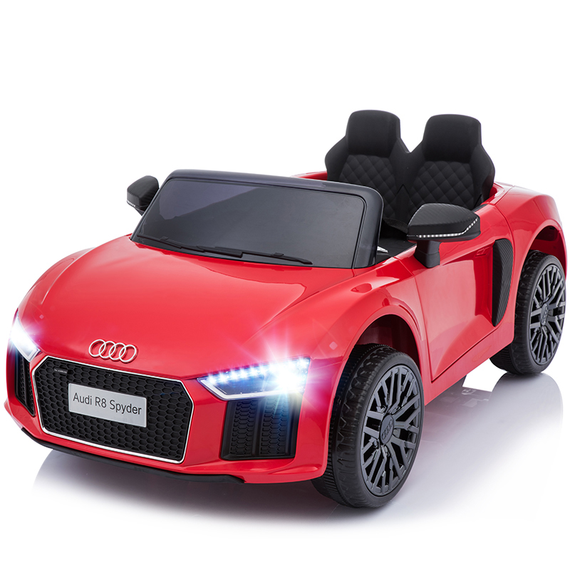 usd audi r8 kids electric car four wheel swing dual drive remote control buggy car baby. Black Bedroom Furniture Sets. Home Design Ideas
