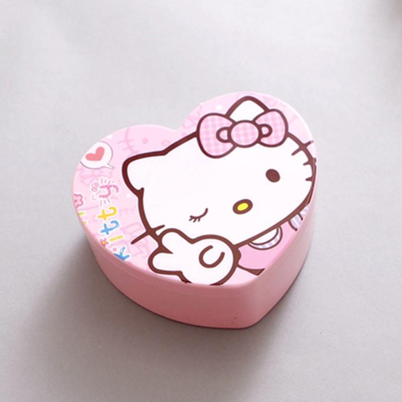 多层梳妆盒韩国女孩公主盒宝宝女童收纳盒童饰品盒大容量