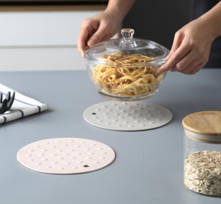 提升幸福感的餐桌好物——隔热垫