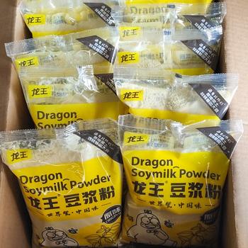 Сухое молоко,  Дракон фасоль пульпа черный порошок фасоль пульпа завтрак домой флагман сумка наряд бизнес пакет оборудование вкус фасоль сухое молоко сладкий вкус чистый, цена 213 руб