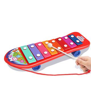 Детское фортепиано,  Моллюск грейс применять ребенок обучения в раннем возрасте головоломка рука фортепиано младенец младенец музыкальные инструменты октава гусли ребенок музыка игрушка 1-2-3 лет, цена 1727 руб