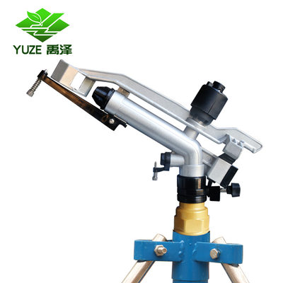 Agricultural irrigation 30 vertical rocker spray gun 360 rotatable copper core thickened nozzle spraying uniform industrial dust removal
