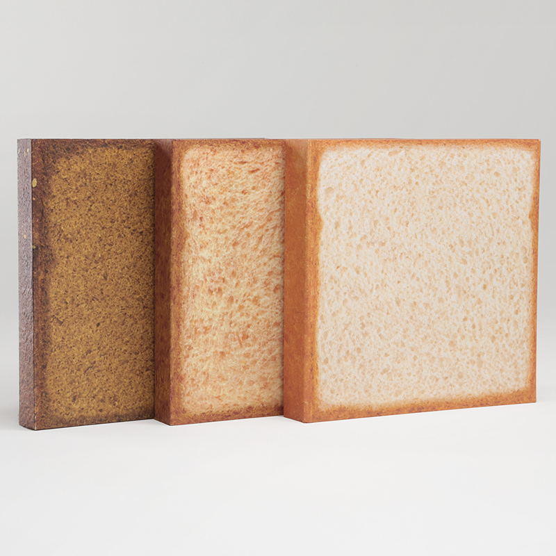 香港品牌 Daycraft 德格夫  面包系列 隨身筆記本