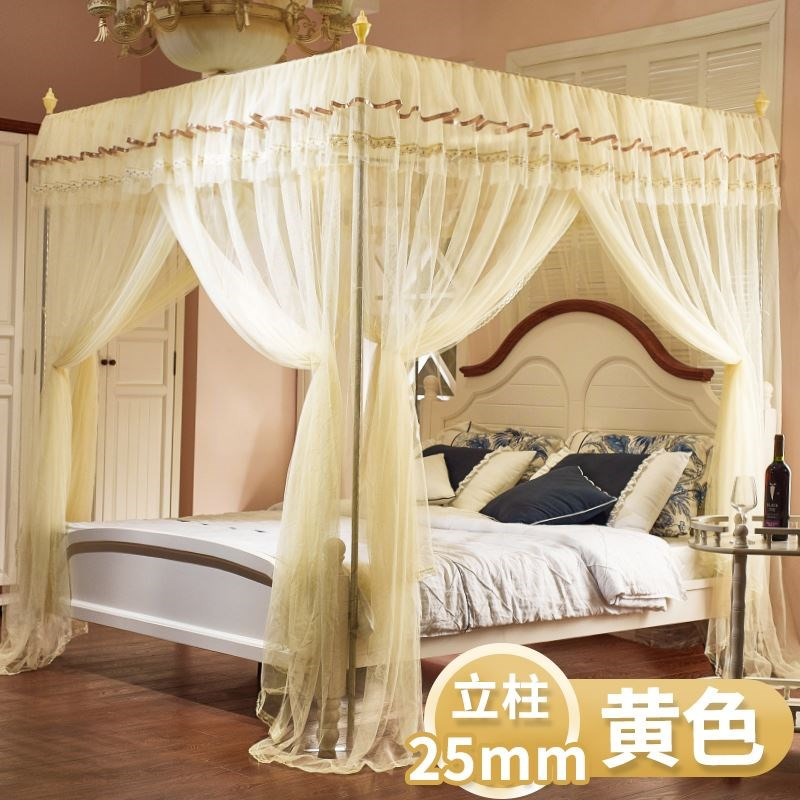 Mosquito net household simple European court account 1.5 meters 1.8m bed 2.0x2.2 1225588
