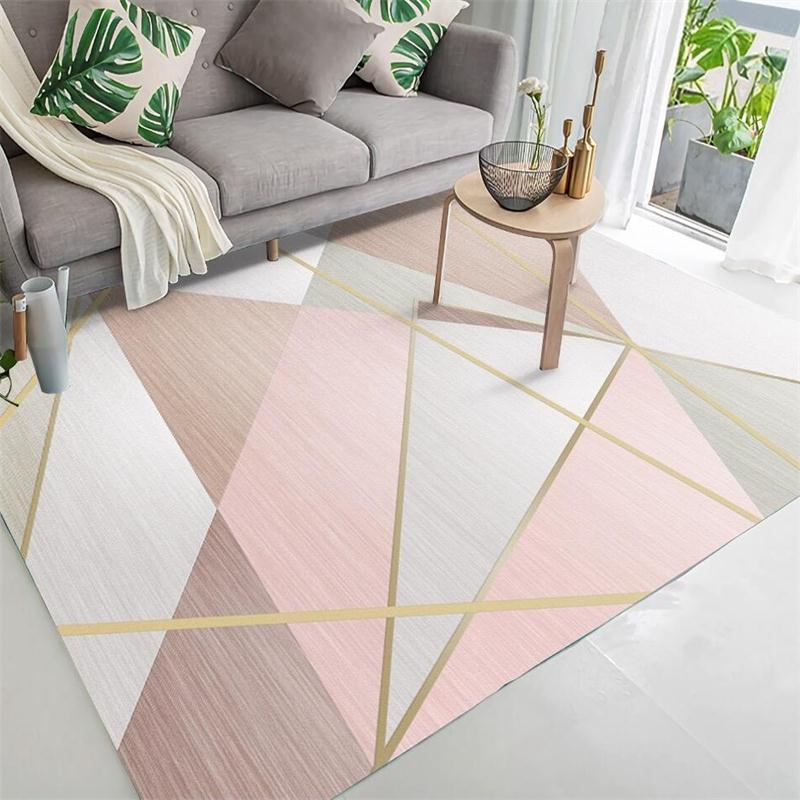 博晓/BO XIAO  北欧地毯轻奢风客厅地毯茶几地垫现代简约卧室地毯