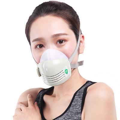 安爽利 硅胶防尘面具口罩 KN9