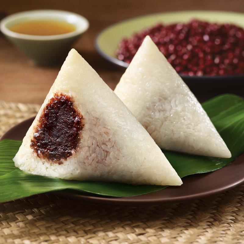 五芳斋粽子嘉兴特产豆沙粽子