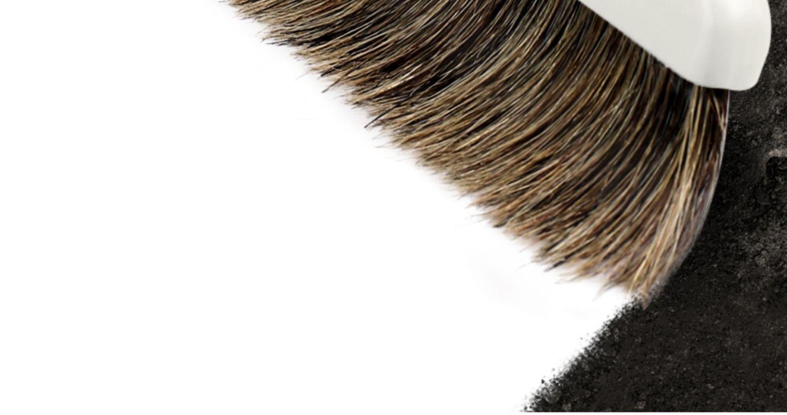 纯猪鬃毛扫把套装家用不易粘发防静电马毛扫帚簸箕组合单个垃圾铲详细照片