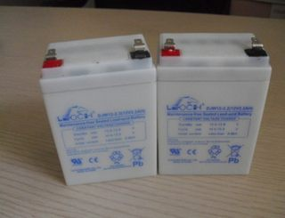 Authentic Leoch Hold Martial DJW12-2.2 12V2.2AH Elevator Hellers Special Battery DJW12-2.6