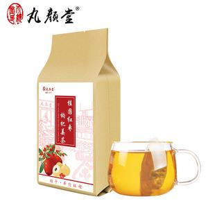 丸颜堂桂圆红枣枸杞茶五宝八宝姜茶