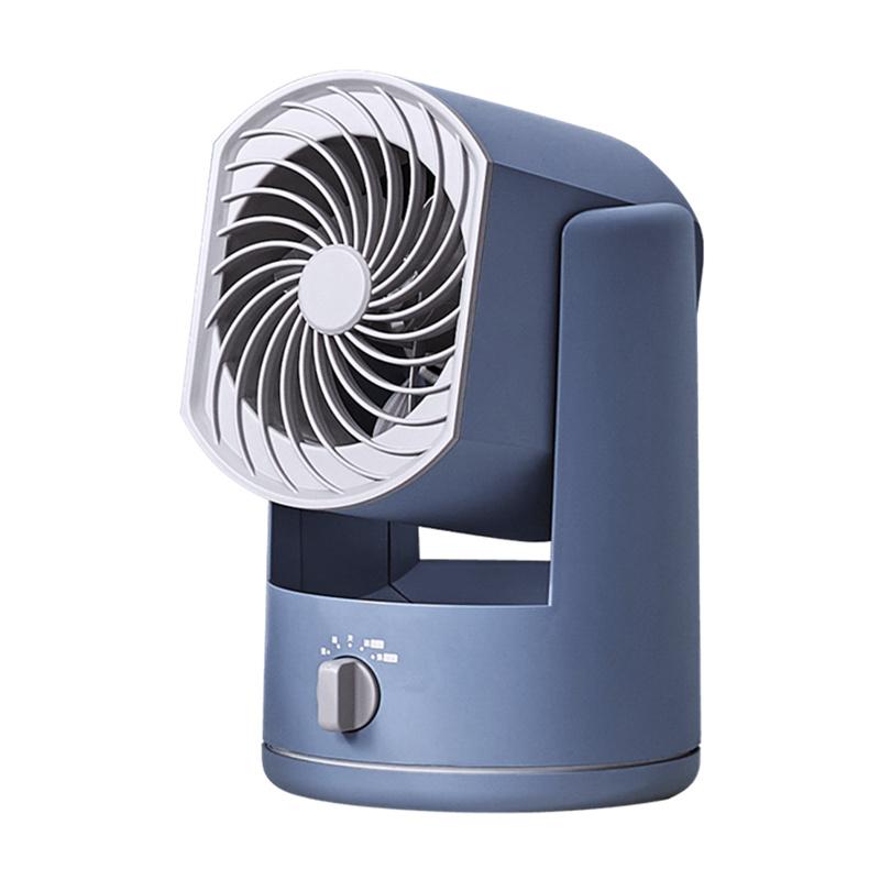日本家奈家用静音桌面小电风扇