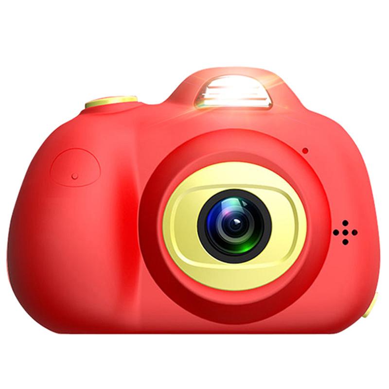 儿童数码相机可拍照相机高清仿真相机小单反女孩男孩玩具生日礼物