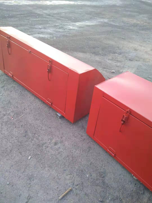 特價2件免運 中大型貨車加裝外掛工具箱定做車用儲物箱大空間方型加厚鐵箱防銹