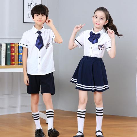 中小学生大合唱表演服装儿童合唱团诗朗诵演出服歌咏比赛校服男女