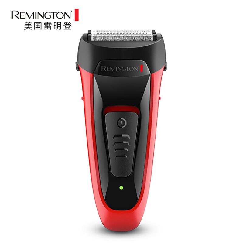 雷明登剃须刀往复式电动充电式男士胡须刀刮胡刀全身水洗干湿两用