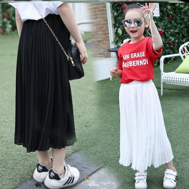 儿童装女孩春夏装6大女童装8夏季10童女12半身长裙13公主裙子15岁