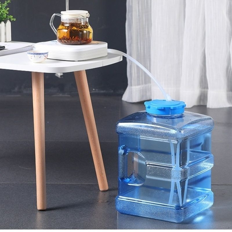 Kung Fu tea set bucket pure water mineral water tea bucket bucket drinking water bucket household tea bucket tea table pumping with bottled water