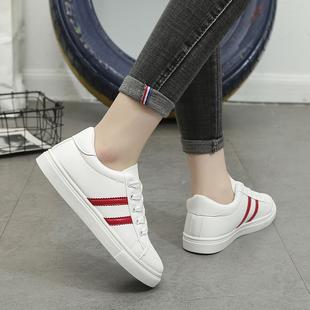 平底鞋简约舒适运动学生休闲板鞋