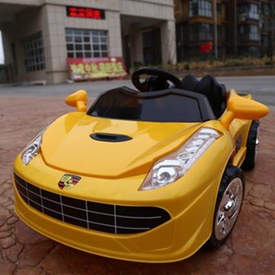 婴儿童电动车四轮遥控男女孩宝宝玩具车