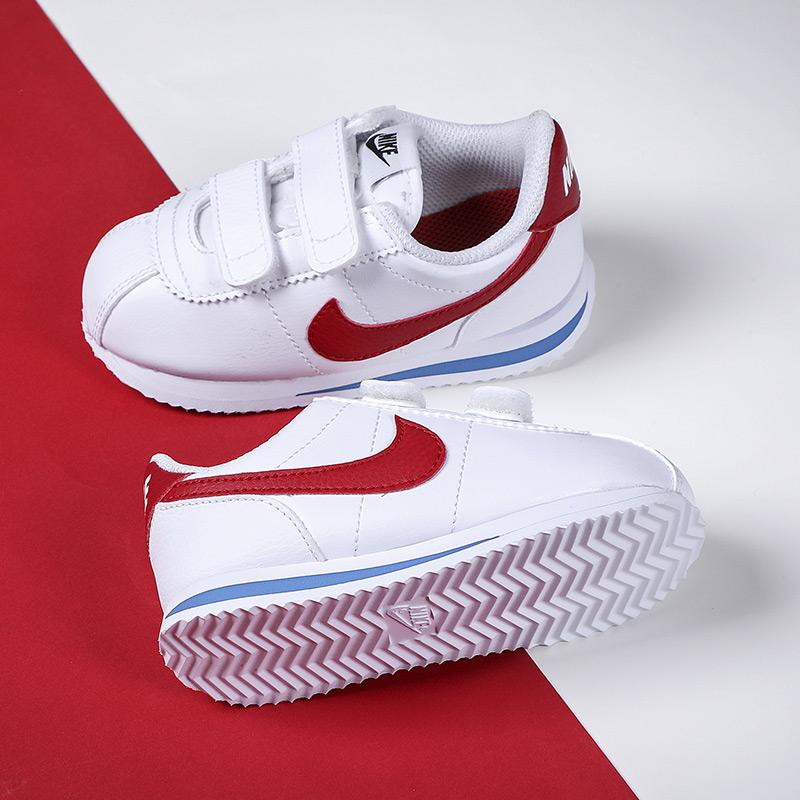Nike 耐克 Cortez Basic 小童款 阿甘鞋 运动童鞋 双重优惠折后¥249包邮 21-27码可选 88VIP会员还可95折
