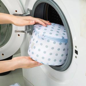 沐家清新印花洗衣机专用洗衣袋