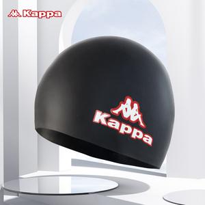 Kappa男女士防水游泳帽