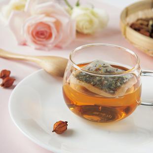薇娅推荐红豆薏米茶赤小豆红薏仁大麦苦荞花茶组合养生茶叶40g