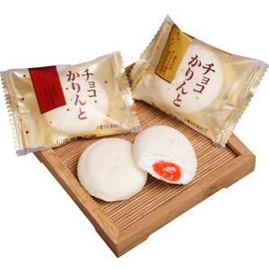 龙客爆浆奶酪巧克力夹心棉花糖250g