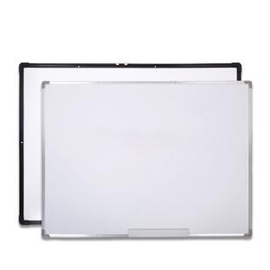 单双面磁性挂式白板写字板小黑板家用儿童教学可擦移动办公会议白板墙贴黑板墙贴涂鸦墙儿童画板记事留言看板