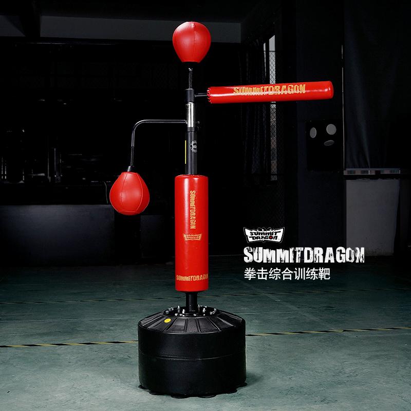 Tốc độ tập luyện đấm bốc bóng thông hơi giải nén bóng với máy hút để bàn - Taekwondo / Võ thuật / Chiến đấu