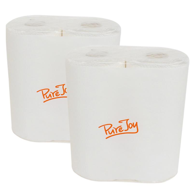 厨房纸厨房专用纸厨房用纸厨用纸油炸吸油吸水纸擦手纸4卷 拍3送1,免费领取5.00元淘宝优惠卷