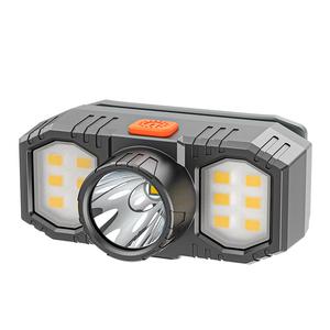 LED强光超亮头灯头戴式手电筒