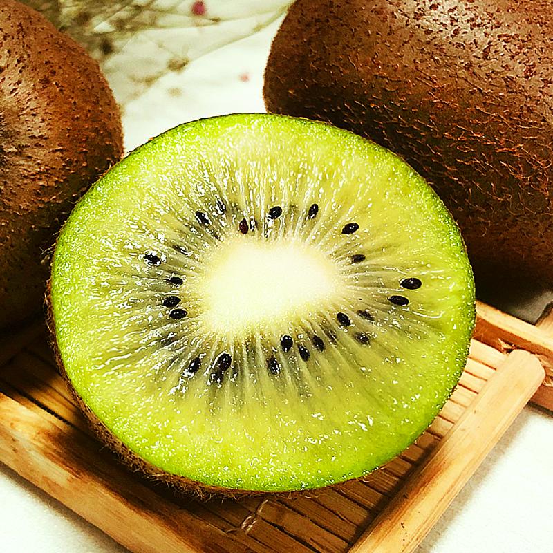 【聚小美】陕西徐香猕猴桃 奇异果绿心弥猴桃新鲜水果 泥猴桃包邮