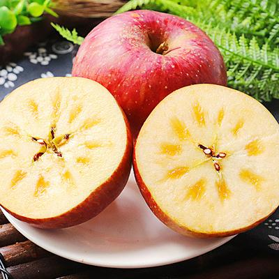 10斤装 红富士冰糖心苹果脆甜新鲜水果