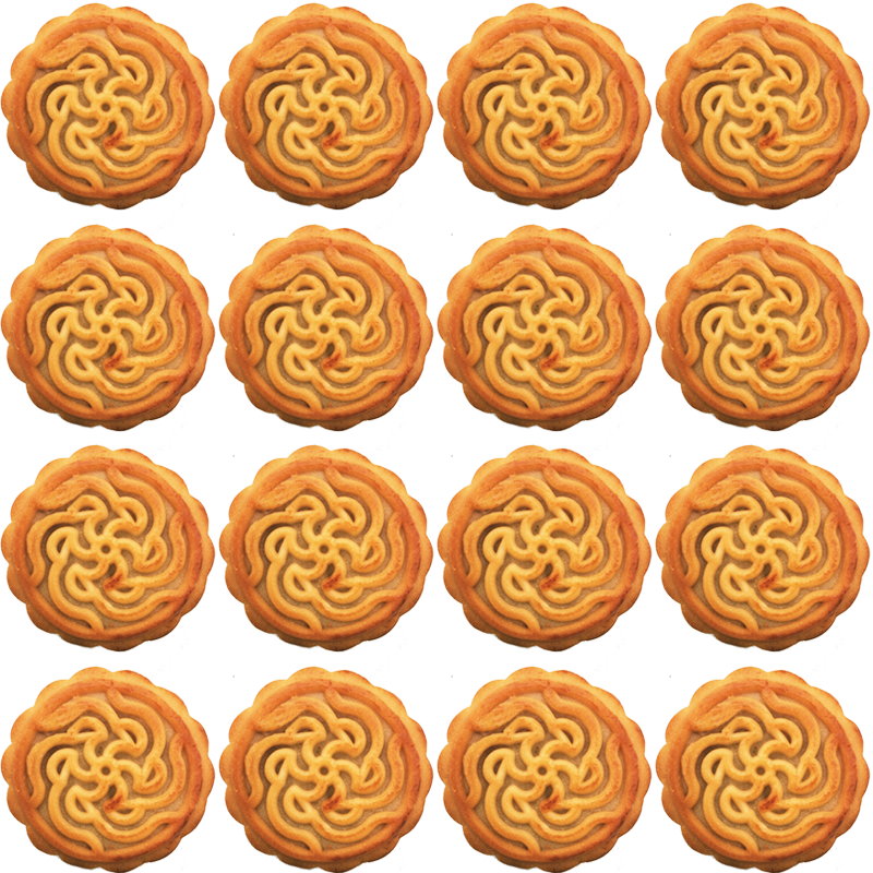广式小月饼散装零食糕点