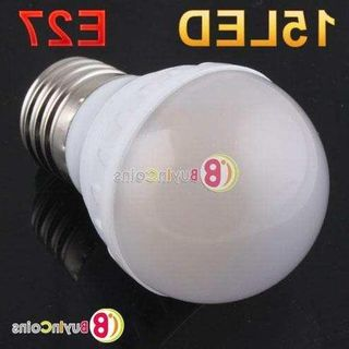 High Quality 220V E27 15 LED 5630 SMD 4.3W Light Bulb Lamp W