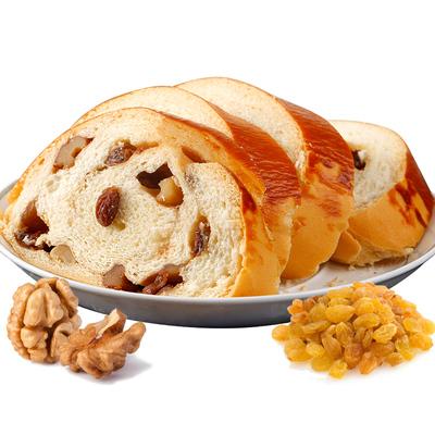 面包600g大俄罗斯列巴全麦早餐欧包坚果核桃仁葡萄干风味吐司特产