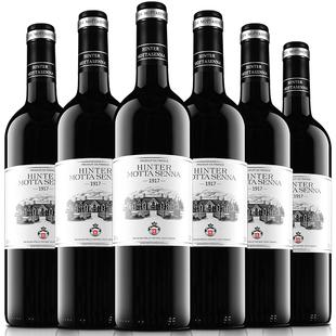 法国赤霞珠干红葡萄酒红酒买一箱送一箱