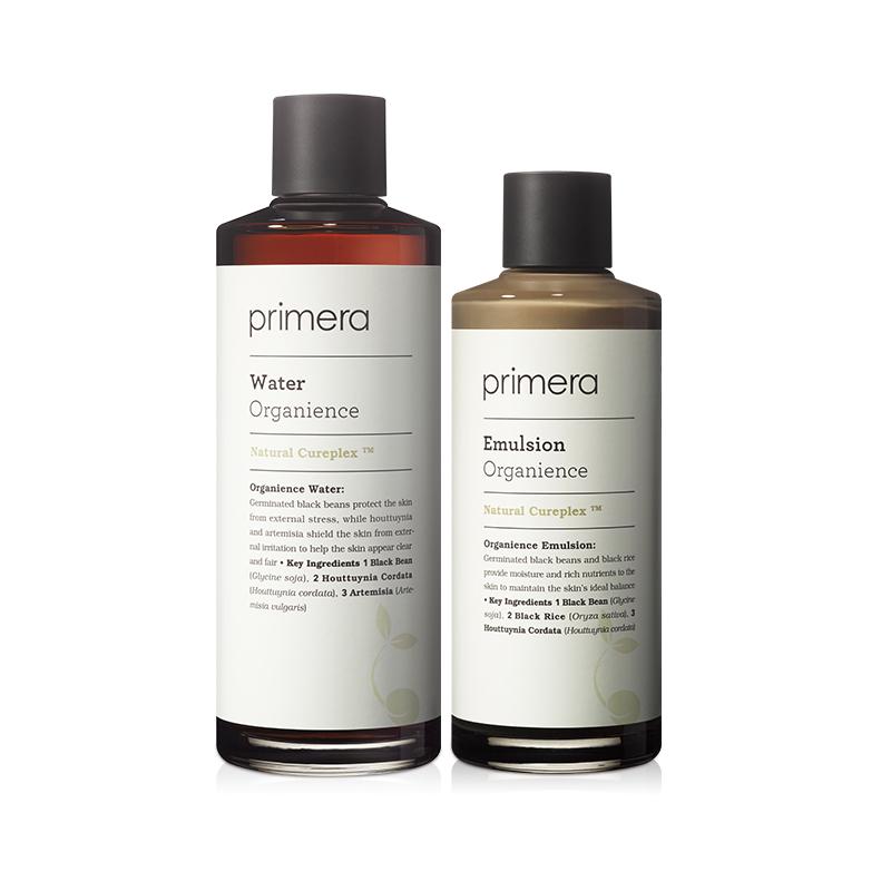 PRIMERA\\\/芙莉美娜水乳套装护肤品植物正品补水保湿控油夏季护肤品