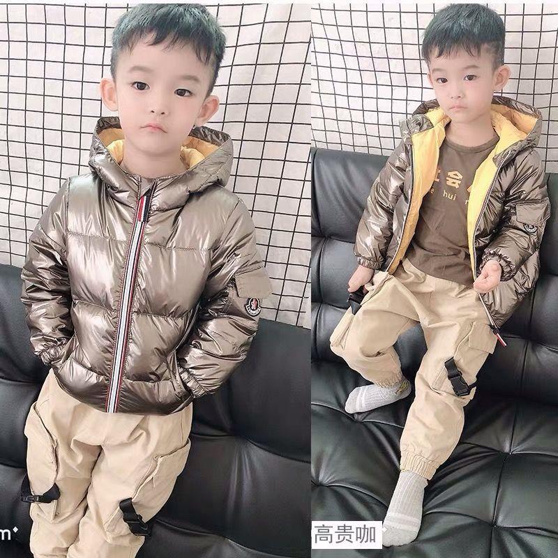 好孩子正品牌反季童装特价正品儿童羽绒服男童女童宝宝加厚太空服