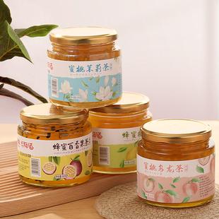 【永饴】蜜桃乌龙果酱茶500g瓶