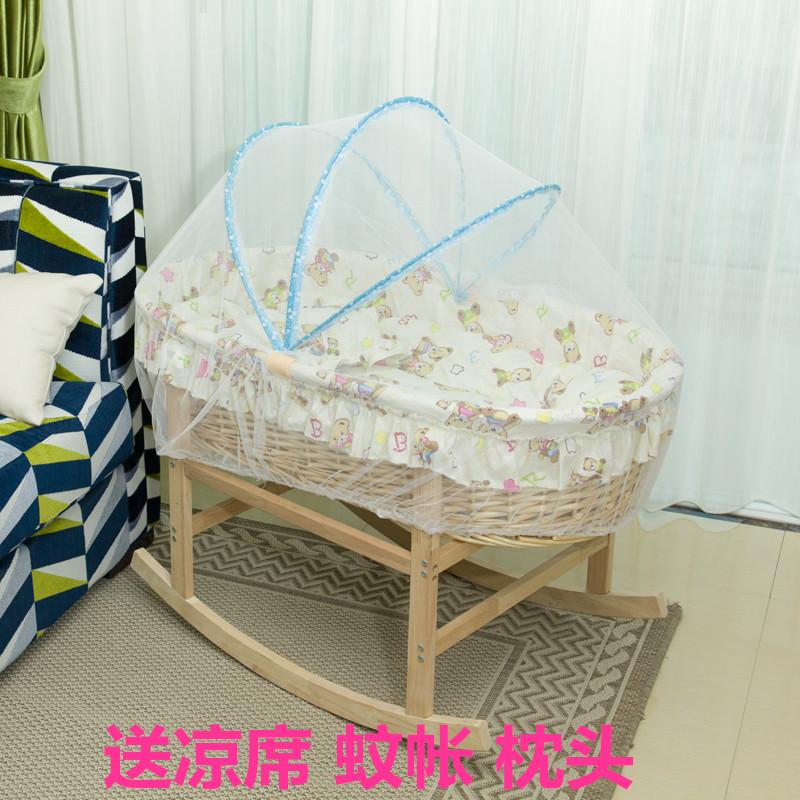 110 Long Naked Blue + Lining Cotton Pad + Wooden Bracket