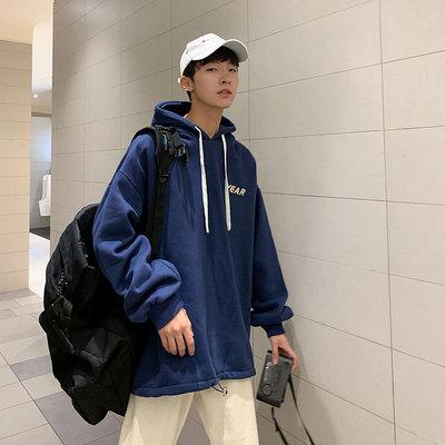 vetiver卫衣男连帽oversize潮牌潮流2019韩版宽松cec长袖外套