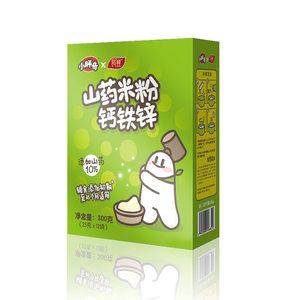 阿颖 山药宝宝米粉营养奶300g盒 6-36月宝宝辅食婴幼儿铁锌钙米糊