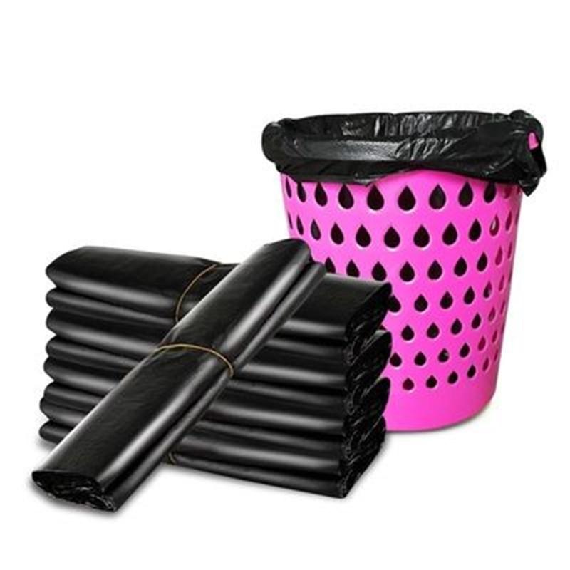 垃圾袋加厚黑色中大垃圾袋家用加厚