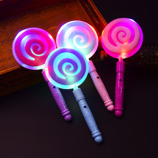 Decorative birthday party dress princess wand magic wand toy baby supplies luminous glow sticks for children