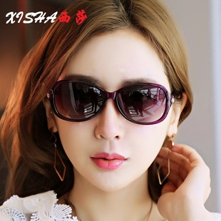 西莎新款时尚偏光女式太阳镜