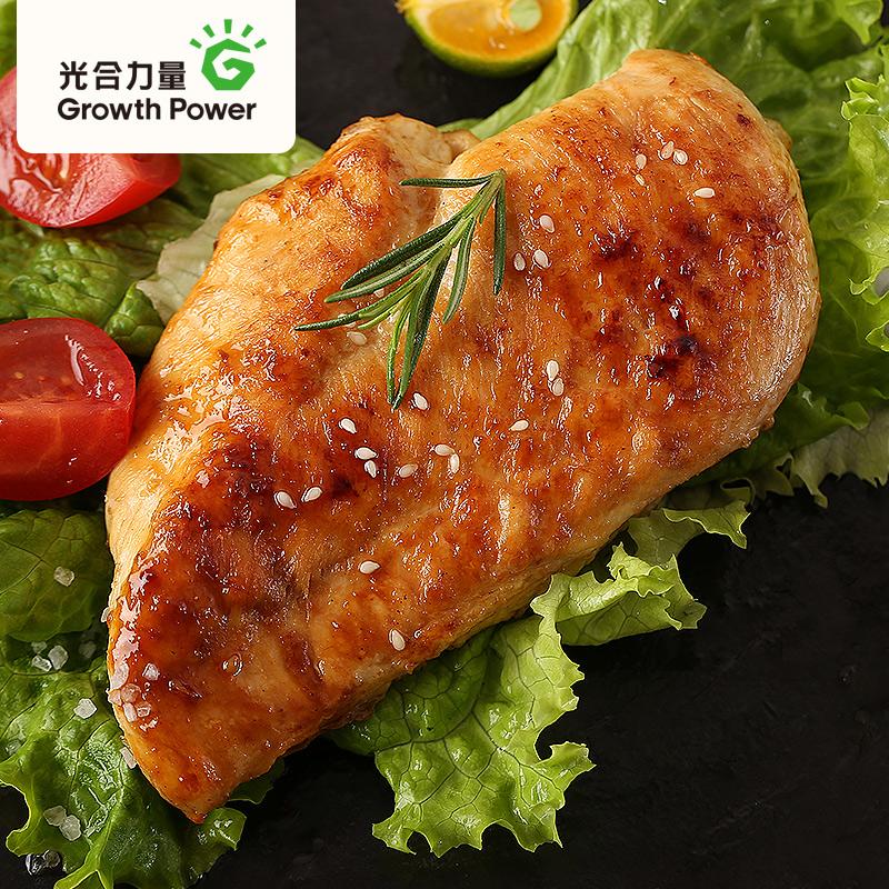 【光合力量】健身代餐饱腹即食鸡胸肉5包