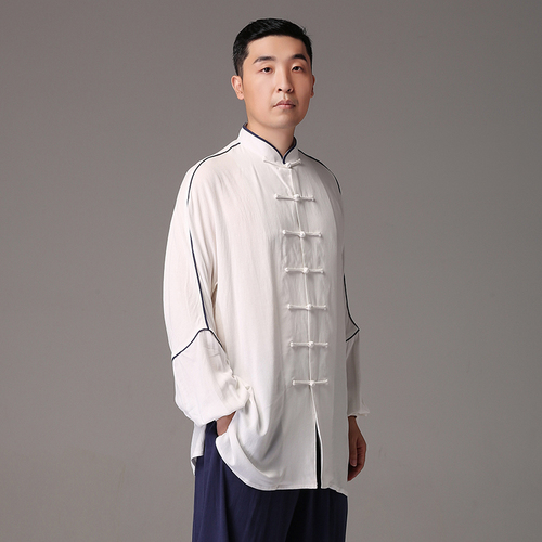 Tai chi clothing kung fu uniforms Women spring and summer martial arts clothes men Taijiquan clothes training clothes Chinese style