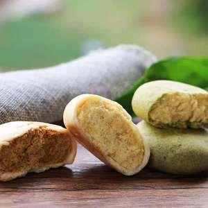 葛老头绿豆饼厦门特产馅饼抹茶红豆饼板栗饼不胖的网红零食小吃